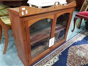 Sale 8834 - Lot 1091 - Part Cedar Bookcase