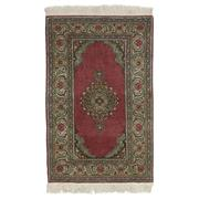 Sale 9020C - Lot 21 - Turkey Vintage Kayeseri Rug, 90x140cm, Handspun Wool