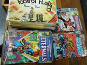 Sale 7943A - Lot 1612 - Collection of Various comics incl. Footrot Flats; Dracula; Power Man & Iron Fist; etc