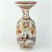 Sale 8399 - Lot 59 - Japanese Kutani Vase