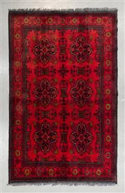 Sale 8493C - Lot 39 - Afghan khal Mohamadi 200cm x 125cm