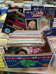 Sale 8587 - Lot 2015 - Box of Records