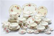 Sale 8662 - Lot 99 - Royal Crown Derby Dinner/ Tea Setting