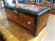 Sale 8760 - Lot 1049 - Vintage Small Lift Top Trunk