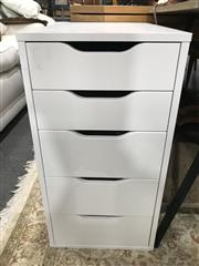 Sale 8809 - Lot 1044 - Modern Chest of Sliding Drawers