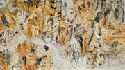 Sale 8938 - Lot 537 - David Rankin (1946 - ) - Untitled, 1984 111.5 x 198 cm