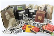 Sale 8540 - Lot 96 - Early Photograph Album with collection of Others