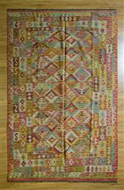 Sale 8693C - Lot 34 - Persian Kilim 277cm x 182cm