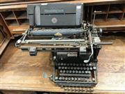 Sale 8868 - Lot 1562 - Remington Vertical Adder Typewriter