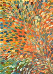 Sale 8288A - Lot 40 - Gloria Petyarre (c1945 - ) - Bush Medicine Leaves 200 x 150cm