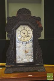 Sale 8390 - Lot 1107 - Ansonia Mantle Clock