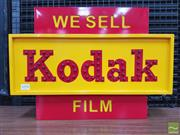 Sale 8451 - Lot 1078 - Kodak Film Light Up Sign