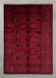 Sale 8493C - Lot 40 - Afghan Khal Mohamadi 200cm x 300cm