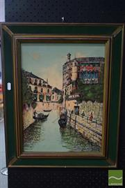 Sale 8530 - Lot 2038 - Artist Unknown, Venice, 29x39cm