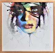 Sale 8778A - Lot 5057 - Patrice Murciano - Coralie I 85 x 85cm (frame)