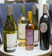 Sale 8709 - Lot 1030 - Six bottles of wine including Cloudy Bay