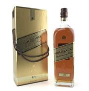 Sale 8825 - Lot 849 - 1x Johnnie Walker 18YO Gold Label Blended Scotch Whisky - 1750ml in presentation box