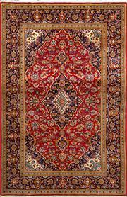 Sale 8338C - Lot 47 - Persian Kashan 292cm x 195cm