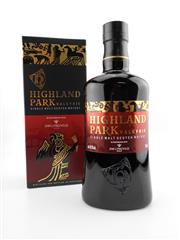 Sale 8454X - Lot 84 - 1x Highland Park Valkyrie Single Malt Scotch Whisky - limited edition produced in partnership with Jim Lyngvild of Denmark, 45.9%...