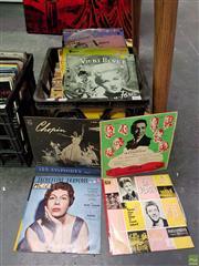 Sale 8587 - Lot 2001 - Box of Records