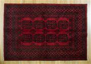 Sale 8372C - Lot 79 - An Afghan Filpa, 232 x 156cm