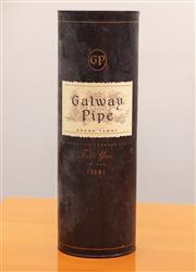 Sale 8891H - Lot 93 - A cased Galway Pipe 750ml bottle of port
