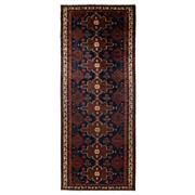 Sale 9020C - Lot 26 - Persian Tribal Hamadan Carpet, 160x400cm, Handspun Wool