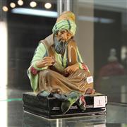 Sale 8306 - Lot 1 - Royal Doulton Figure The Cobbler