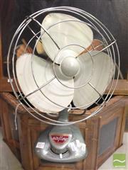 Sale 8412 - Lot 1013 - Vintage Fan