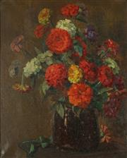 Sale 8881 - Lot 526 - Ethel A. Stephens (1864 - 1944) - Still Life, 1918 50 x 40 cm