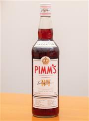 Sale 8891H - Lot 87 - A bottle of Pimms 700ml