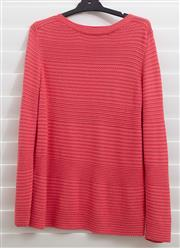 Sale 8902H - Lot 149 - An Olsen long sleeved sweater in tones of pink, size S