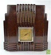 Sale 8550 - Lot 1042 - AWA Empire State Radio with Back - Model 48R 1938/1939