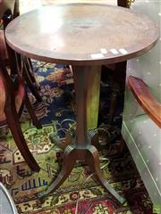 Sale 8562 - Lot 1013 - Timber Sidetable