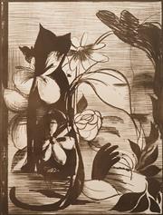 Sale 8642 - Lot 582 - Charles Blackman (1928 - 2018) - Dream of the Cat 82 x 61cm