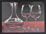 Sale 8778A - Lot 5060 - Yves Blanc - Annee de Bon 84 x 64cm (frame)