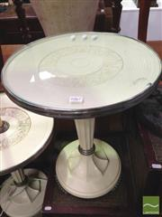 Sale 8412 - Lot 1067 - Art Deco Side Table