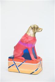 Sale 8479G - Lot 58 - Sophi Odling - Untitled. Sophi Odling's art commends cultural diversity and social awareness. The inspiration behind her dog was d...