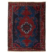 Sale 9020C - Lot 29 - Antique Caucasian Kazak Rug, Circa 1950,173x229cm, Handspun Wool
