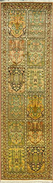 Sale 8338C - Lot 49 - Kashmiri Silk 280cm x 80cm