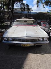 Sale 8424V - Lot 5001 - 1965 Chevrolet Bel-Air 327 V8 4-Door Sedan (right hand drive)