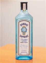 Sale 8891H - Lot 88 - A bottle of Bombay Sapphire gin 100cl