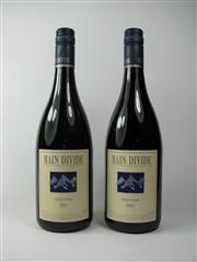Sale 8335W - Lot 656 - 2x 2005 Main Divide Pinot Noir, Canterbury