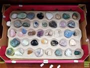 Sale 8545 - Lot 1085 - Rock & Polished Gem Collection