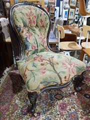 Sale 8760 - Lot 1088 - Grandmother Chair