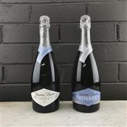 Sale 8911X - Lot 3 - 2x Yarra Burn Prosecco - 1x 2019 King Valley, 1x NV