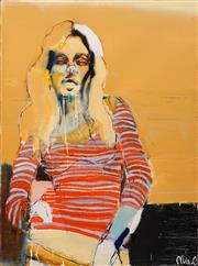Sale 8657A - Lot 5023 - Mia Oatley (1977 - ) - Sunlight Morning 120 x 90cm