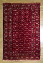 Sale 8693C - Lot 39 - Afghan Qunduzi 310cm x 202cm