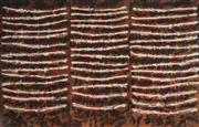 Sale 8938 - Lot 547 - David Rankin (1946 - ) - Untitled, (Triptych) 140 x 223 cm (overall)