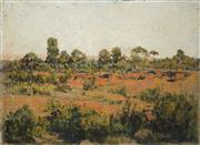 Sale 8538 - Lot 537 - Howard Ashton (1877 - 1964) - Countryscape 34 x 47cm